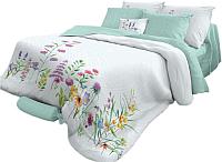 Комплект постельного белья Нордтекс Verossa Constanta Shamrock VRP Сonst 2501 22022+4846 -