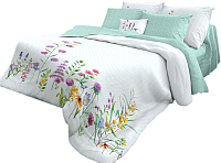 Комплект постельного белья Нордтекс Verossa Constanta Shamrock VRP Сonst 2022 22022+4846 -