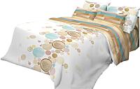Комплект постельного белья Нордтекс Волшебная ночь Wood ВН 1502 21002+8322/1 -