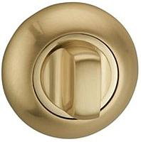 Фиксатор дверной защелки Lockit Круглая SG/GP -