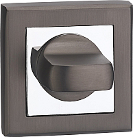 Фиксатор дверной защелки Lockit Квадратная E8 MBNB/PC -