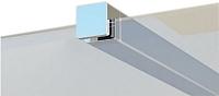 Расширительный профиль Ravak Wall/Corner W SET-800 / GWD01000A093 -