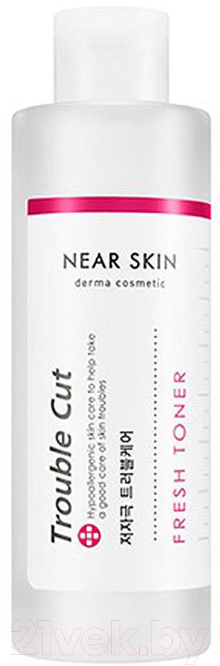 Купить Тоник для лица Missha, Near Skin освежающий для проблемной кожи (200мл), Южная корея