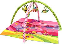 Развивающий коврик Lorelli Сказки / 10300320000 (розовый) -