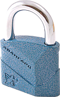Замок навесной Аллюр Авангард ВС2Д-50 диско (синий) -
