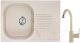 Мойка кухонная Granula GR-7002 + смеситель 35-05 (классик) -