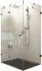 Душевой уголок Ravak Brilliant BSDPS-90/90 L (0UL77A00Z1) -