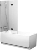 Стеклянная шторка для ванны Ravak Brilliant BVS2-100 L (7ULA0A00Z1) -