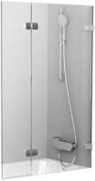 Стеклянная шторка для ванны Ravak Brilliant BVS2-100 R (7UPA0A00Z1) -