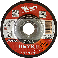 Отрезной диск Milwaukee SG 27/115 4932451501 -