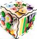 Развивающая игрушка Bizitoys Бизибокс / 2525.01 -