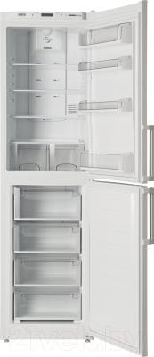 Холодильник с морозильником ATLANT ХМ 4425-000-N - внутренний вид