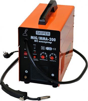 Сварочное/паяльное оборудование Skiper MIG-200 - общий вид