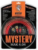 Набор для подключения автоакустики Mystery MAK 4.04 -