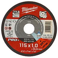 Отрезной круг Milwaukee SCS 41/115 4932451484 -