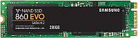 SSD диск Samsung 860 Evo 250GB (MZ-N6E250BW) -