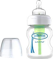 Бутылочка для кормления Dr. Brown С широким горлышком 51005 (150мл) -
