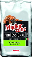 Корм для собак Miglior Cane Professional Mix Vegetables (15кг) -