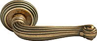 Ручка дверная Rucetti RAP-CLASSIC-L-4 OMB -
