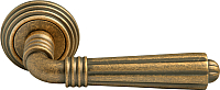 Ручка дверная Rucetti RAP-CLASSIC-L-5 OMB -