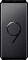 Смартфон Samsung Galaxy S9+ Dual 256GB / G965F (черный бриллиант) -
