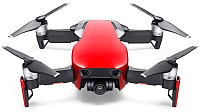Квадрокоптер DJI Mavic Air (красный) -