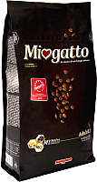 Корм для кошек Miogatto Adult 0.3 Chicken Veal&Barley (1.5кг) -