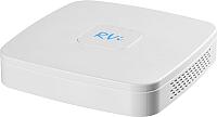 Видеорегистратор наблюдения RVi IPN4/1-4P -