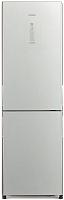 Холодильник с морозильником Hitachi R-BG410PU6XGS -