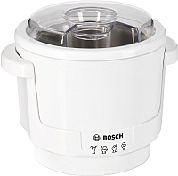 Насадка для кухонного комбайна Bosch Мороженица MUZ5EB2 -