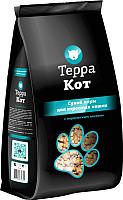 Корм для кошек ТерраКот С норвежским лососем TRK006 (2кг) -