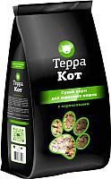 Корм для кошек ТерраКот С перепелками TRK008 (2кг) -