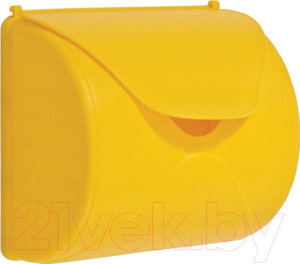 Купить Аксессуар для детской площадки Little Panda, Почтовый ящик (желтый), Бельгия, пластик