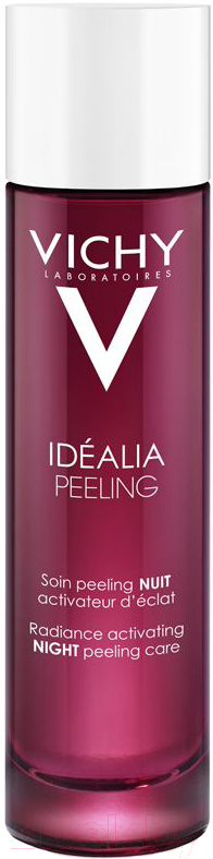 Купить Пилинг для лица Vichy, Idealia активирующий сияние кожи (100мл), Франция