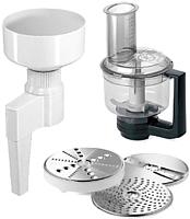 Набор насадок для кухонного комбайна Bosch MUZXLVE1 -