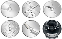 Набор насадок для кухонного комбайна Bosch MUZXLVL1 -