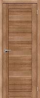 Дверь межкомнатная Portas S20 80x200 (орех карамель) -