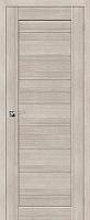 Дверь межкомнатная Portas S20 80x200 (лиственница крем) -