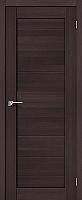 Дверь межкомнатная Portas S20 80x200 (орех шоколад) -