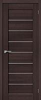 Дверь межкомнатная Portas S21 70x200 (орех шоколад) -