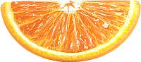 Надувной плот Intex Апельсиновая долька 58763EU -