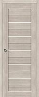 Дверь межкомнатная Portas S22 70x200 (лиственница крем) -