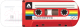 Usb flash накопитель Verbatim Mini Cassette Edition 16GB / 49398 (красный) -