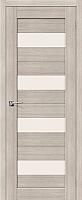 Дверь межкомнатная Portas S23 70x200 (лиственница крем) -