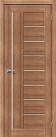Дверь межкомнатная Portas S29 60x200 (орех карамель) -