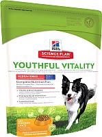 Корм для собак Hill's Science Plan Adult 7+ Youthful Vitality Medium Chicken & Rice (0.75кг) -