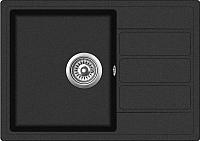 Мойка кухонная ZorG Eco 2 (черный) -