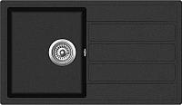 Мойка кухонная ZorG Eco 3 (черный) -