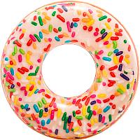 Круг для плавания Intex Пончик в глазури 56263NP -