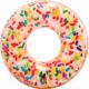 Круг для плавания Intex Пончик в глазури / 56263NP -